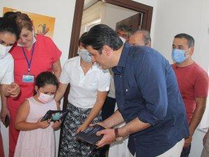 Başkan Genç'ten sağlık hizmeti