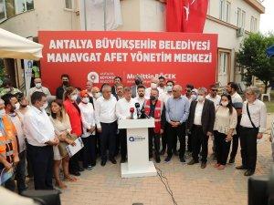Sarıgül ve Davutoğlu dan 'Birlik ve beraberlik mesajı'