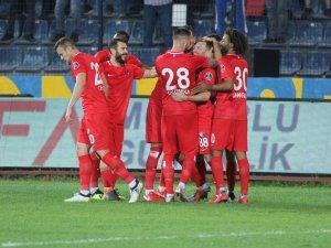 Ankaragücü-0 Antalyaspor-1