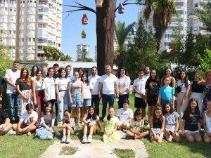 Başkan Uysal'ın gençler için hayali