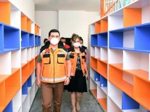 Kepez'den kolej kalitesinde eğitim tesisi