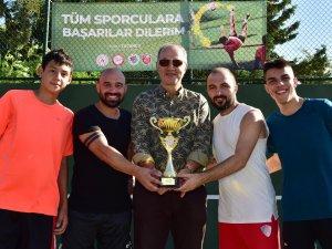 Antalya'nın ilk birincisi Yeşil Kemer