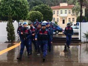 Manavgat'ta uyuşturucu  operasyonu :5 tutuklama   (VİDEO'LU)