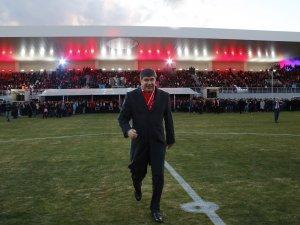 Antalyaspor'un  tesisleri örnek