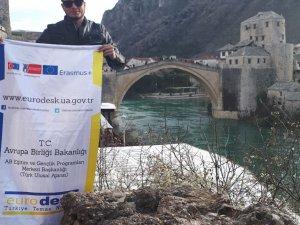 Büyükşehir'den Avrupa'ya  Gönül Köprüsü