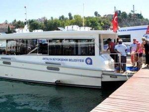 Deniz Otobüsleri  150 bin yolcu taşıdı