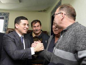 Dokuma Fabrikası  Camii ibadete açıldı