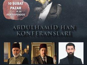 Büyükşehir  Abdülhamit  Han'ı anıyor