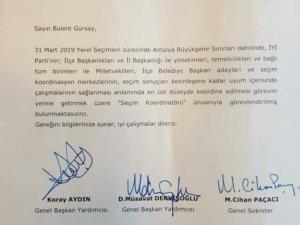 AYDIN'IN YETKİLERİ PASİFİZE EDİLDİ