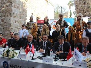 Antalya'nın fethi  programı belli oldu
