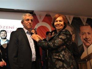 Doğanoğlu STK'lara projelerini anlattı
