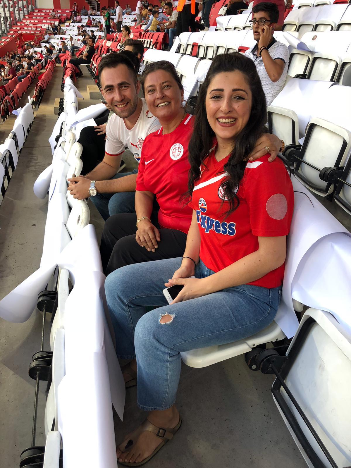 Kadınlara Antalyaspor Çağrısı