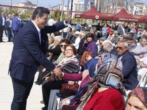 Döşemealtı Belediyesi'nden Şehitler için Mevlid-i Şerif okutuldu