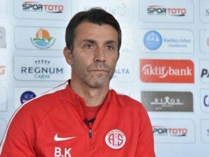 Trabzonspor'a karşı iyi sonuç bekliyoruz
