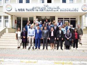 Kardeş İlçemiz Diyarbakır Sur Antalya'daydı