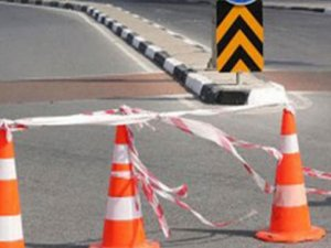 Bisiklet Turu İçin Bazı Yollar Trafiğe Kapalı