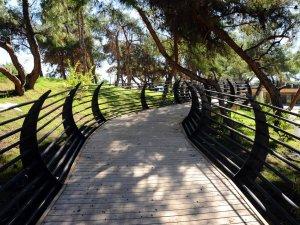 Sarnıç Kent Parkı Açılıyor