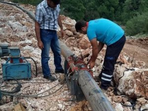 ASAT'tan içme  suyu çalışması