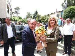 """""""Honaz Antalya'nın  kardeş ilçesi olacak"""""""