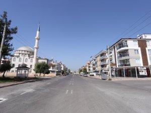 Kepez'in caddeleri büyüyor