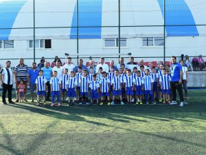 Futbol yaz okulları açıldı