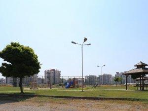 Kepez'in parkları yenileniyor