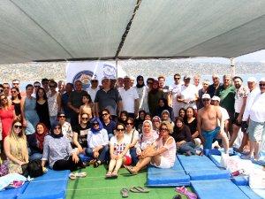 KONDER, Kabotaj Bayramı'nı Kekova'da kutladı