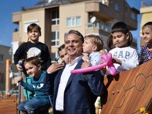 Muratpaşa'da çocukların sözü geçecek