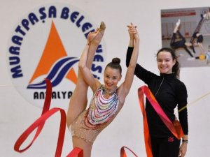 Cimnastikçilere milli davet