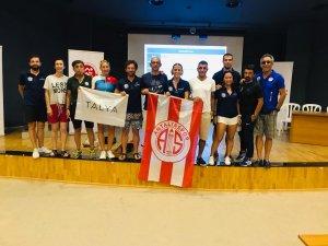 Antalyaspor'dan 15 milli sporcu