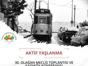 Sağlıklı Kentler Birliği  Kadıköy'de toplanıyor