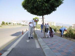 Döşemealtı Belediyesinden çevreye duyarlı sosyal sorumluluk projesi