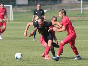 Antalyaspor 1-1 Osmanlıspor
