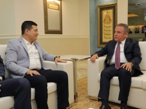 CHP ile AKP arasında rüzgarlar