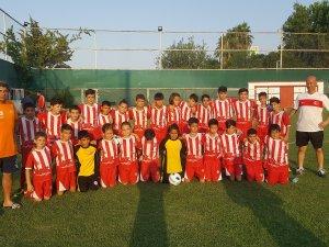 """Büyükşehir'den Spor Okulları """"Yaz Ligi"""""""