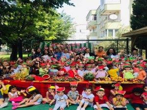 """Nasreddin Hoca Kreşinde """"Karpuz Festivali"""""""