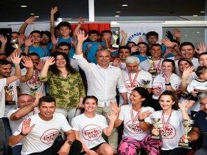 Genç antrenörlerin turnuvası