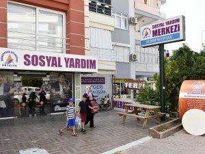 Muratpaşa'da paylaşım ve dayanışma ağı büyüyor