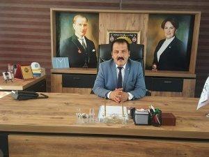 İYİ Parti Antalya İl Başkanı Ahmet Aydın, Kurban Bayramı mesajı