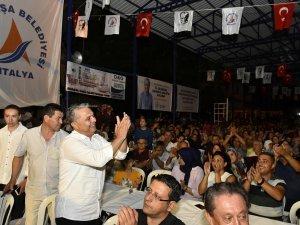 """Başkan Uysal, açıkladı: """"Kırcami'de problem yok"""""""