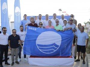 En fazla Mavi Bayraklı halk plajı Antalya Büyükşehir Belediyesi'nde