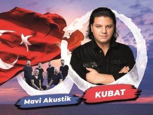 Konyaaltı Belediyesi'nden 'Kubat' konseri