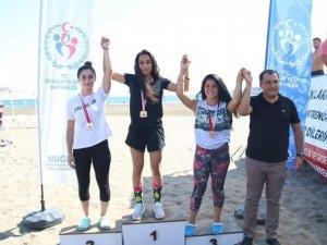 Kepez'e 3 altın, 6 gümüş, 2 bronz madalya