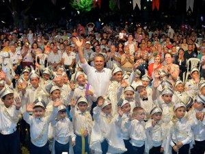 Başkan Uysal'dan şölene davet