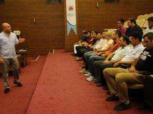 Döşemealtı Belediyesi'nden sağlıklı seminer