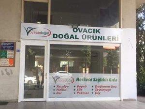 Ovacık Ürünleri Antalya'da
