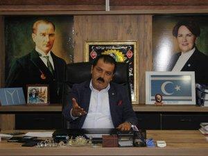 Ahmet Aydın görevinden alındı