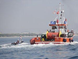 Büyükşehir Belediyesi, temiz deniz için çalışıyor