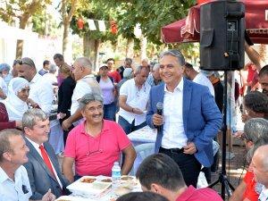 """Başkan Uysal, """"Türkiye, Muratpaşa gibi olsun"""""""