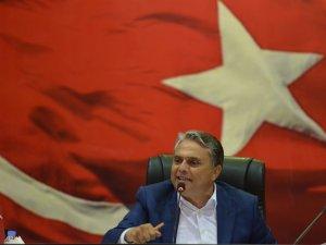 Başkan Uysal'tan tarihi konuşma: 'Kamu arazisinin bekçisi biziz'